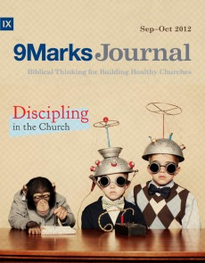 9Marks Journal: Discipling in the church
