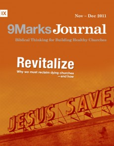 9Marks Journal: Revitalize