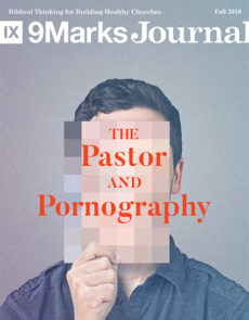 The Pastor and Pornography